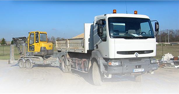 Travaux publics avec l'entreprise Gasnier SARL à Beaugency (45)